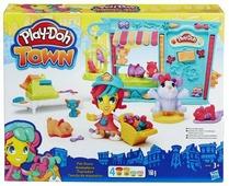 Масса для лепки Play-Doh Магазинчик домашних питомцев (B3418)