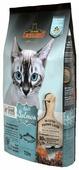 Корм для кошек Leonardo Adult GF c Лососем