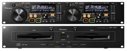DJ CD-проигрыватель Pioneer MEP-4000