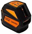 Лазерный уровень самовыравнивающийся Vega CROSS