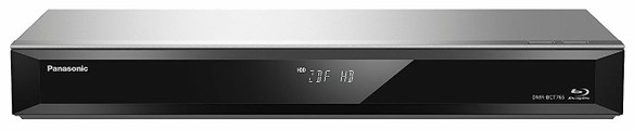 Blu-ray/HDD-плеер Panasonic DMR-BCT765