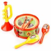 Играем вместе набор инструментов Маша и медведь B678624-R