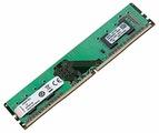 Оперативная память Оперативная память Kingston ValueRAM 4GB DDR4 PC4-21300 KVR26N19S6/4