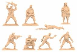 Набор фигурок Нордпласт Солдатики Морские котики США