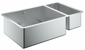 Врезная кухонная мойка Grohe K700U 31575SD0 76х45см нержавеющая сталь