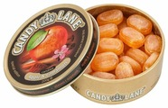Леденцы Candy lane яблоко с корицей 200 г