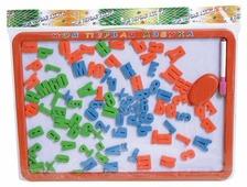 Доска для рисования детская Joy Toy Моя первая азбука (0187)