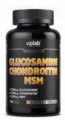 Препарат для укрепления связок и суставов VP Laboratory Glucosamine Chondroitin MSM (180 шт.)