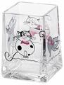 Стакан для зубных щеток Tatkraft Acryl Funny Cats 12950