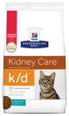 Hill's Корм для кошек Hill s Prescription Diet при проблемах с почками, с океанической рыбой