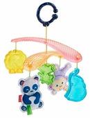 Подвесная игрушка Fisher-Price Веселые животные (DYW54)