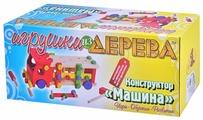 Винтовой конструктор Мир деревянных игрушек Д033 Машина