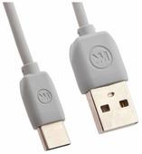 Кабель WK USB - USB Type-C (RC-050a) 1 м