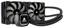 Кулер для процессора Corsair H100x
