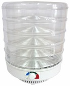 Сушилка Спектр-Прибор ЭСОФ-0.5/220 Ветерок повышенной производительности прозрачный
