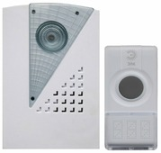 Звонок с кнопкой ЭРА C41 электронный беспроводной (количество мелодий: 32)