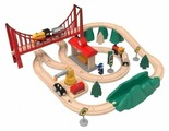 Игрушка Xiaomi Mi Toy Train Set BEV4144TY/DEV4144TY