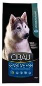 Корм для собак Farmina Cibau рыба
