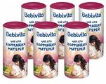 Чай для кормящих матерей Bebivita гранулированный 200 г, 6 шт.