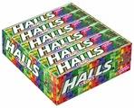 Леденцы Halls Colors ассорти 12 шт.