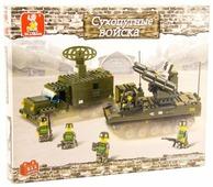 Конструктор SLUBAN Сухопутные войска M38-B6700