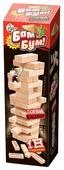 Настольная игра Десятое королевство Падающая башня с фантами Бам-бум 01741