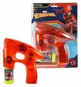 Пистолет с мыльными пузырями 1 TOY Superman, 45 мл 802326