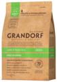 Корм для собак Grandorf Ягнёнок с рисом Мини