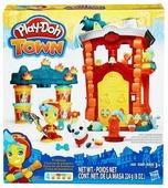 Масса для лепки Play-Doh Пожарная станция (B3415)