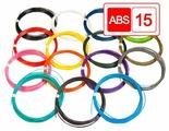 ABS пруток PROF 1.75 мм 15 цветов