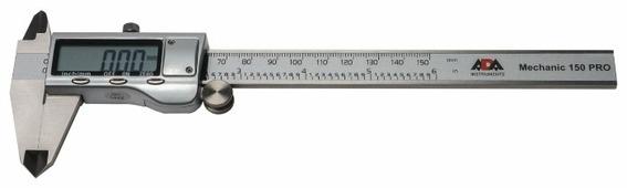 Цифровой штангенциркуль ADA instruments Mechanic 150 Pro 150 мм, 0.01 мм