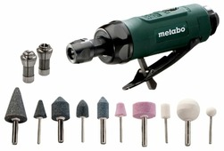 Прямая пневмошлифмашина Metabo DG 25 Set