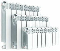 Радиатор секционный биметаллический Rifar Base 200