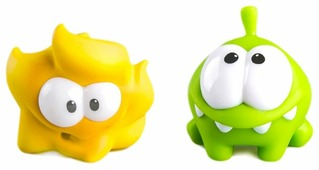 Фигурки PROSTO toys Cut the Rope - Ам Ням + Рыжик 201414