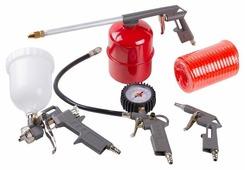 Набор пневмоинструментов Eco SGK-5