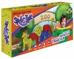 Масса для лепки Эластик Zoo 360 гр (PE0425)