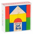 Кубики Томик Цветной 6678-14