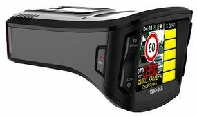 Видеорегистратор с радар-детектором SHO-ME Combo 5 А12