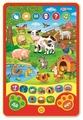 Планшет Азбукварик Веселые игры на ферме