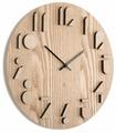 Часы настенные кварцевые Umbra Shadow 118080-390