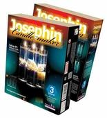Josephin Гелевые свечи с ракушками Набор №5 (274015)
