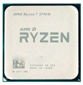 Процессор AMD Ryzen 7 2700X Pinnacle Ridge (AM4, L3 16384Kb)