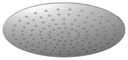 Верхний душ встраиваемый Omnires Ultra SlimLine WGU130 хром