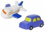 Набор для ванной Курносики Машинка и самолет (25037)