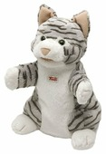Trudi Игрушка на руку Кошка полосатая, 29940