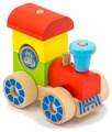Каталка-игрушка Alatoys Паровозик (ККП02)