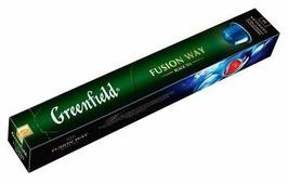 Чай в капсулах Greenfield Fusion Way (10 капс.)
