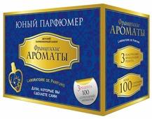 Master IQ² Юный парфюмер. Французские ароматы