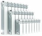 Радиатор секционный биметаллический Rifar Base 500
