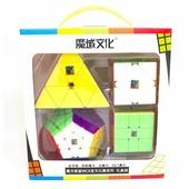 Набор головоломок Moyu Cubing Classroom WCA SET 4 шт.